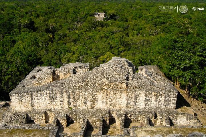 Calakmul, Campeche Foto: INAH