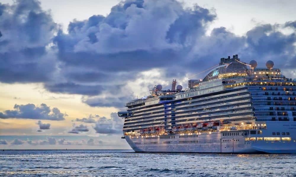 Puedes ver un crucero navegando por la app Cruise Mapper Foto: Peter Hansen