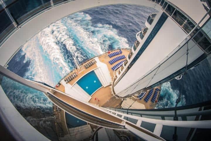App Cruise Mapper para saber todo sobre los cruceros Foto: Archivo