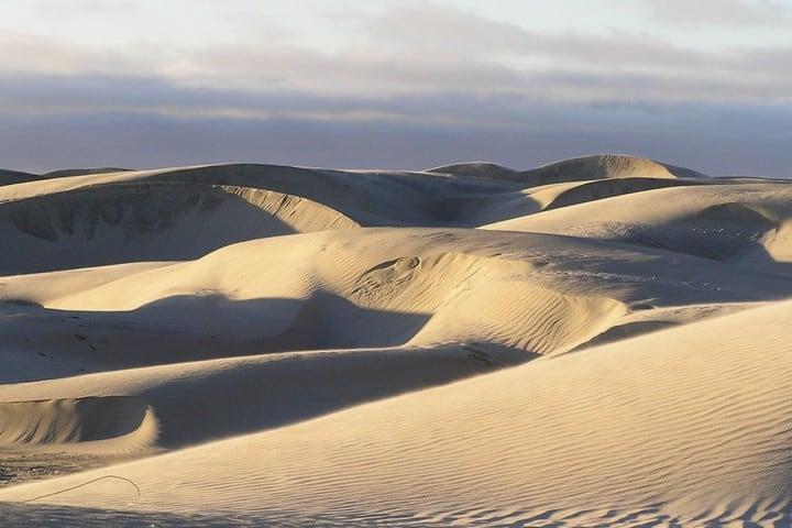 Dunas de Baja California Sur Foto: Vía México