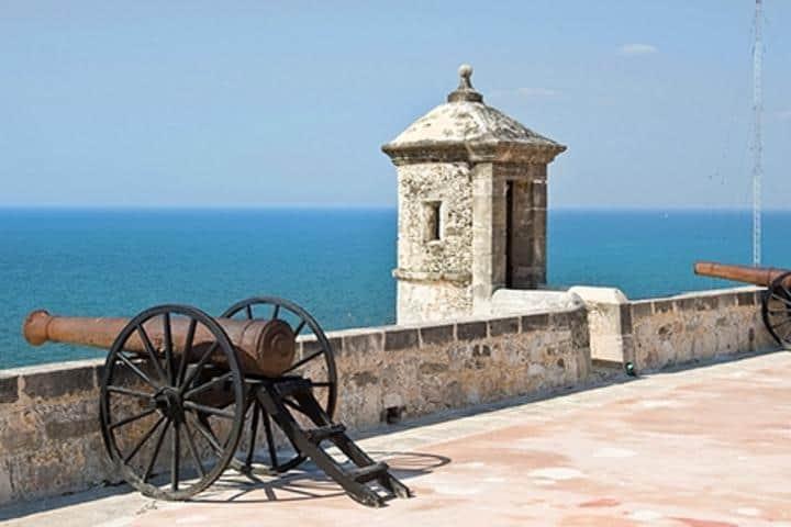 Fuerte de Campeche Foto: zonaturistica.com