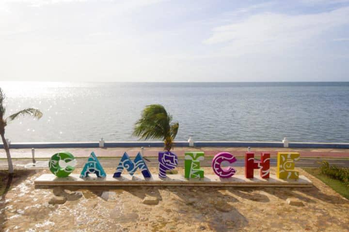 Conoce el Malecón de Campeche y su historia Foto: masmexico.com.mx