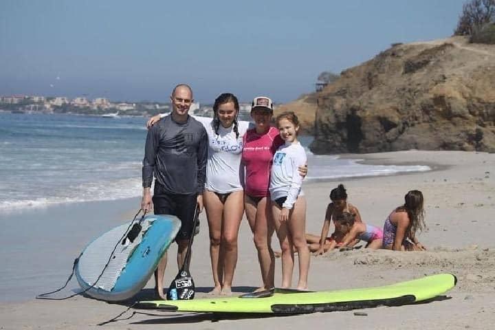 Toma una clase de surf en Sayulita Foto: Archivo
