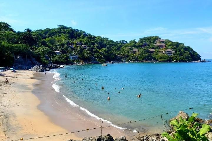 Disfruta del mar en Sayulita Foto: Archivo