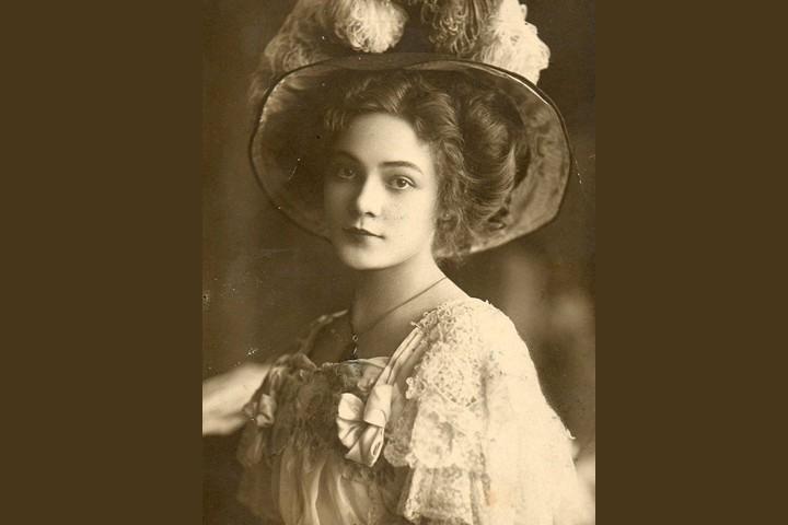 mujer. Foto Archivo.