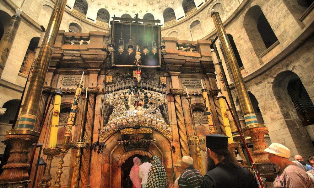 Recorridos por Jerusalén en realidad virtual