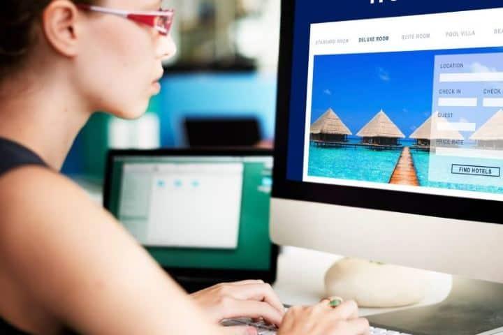Ahora la tecno,iría nos ayuda a agilizar las reservaciones en nuestros viajes Foto: omnibees.com