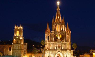 San Miguel de Allende. Imagen: Agencia de Viajes Online- WordPress.com. Archivo