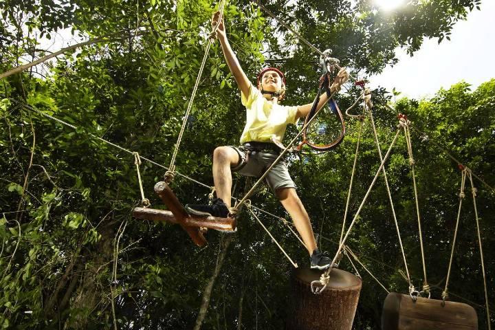 Diversión para los más peques Foto: Maya Lord Travel