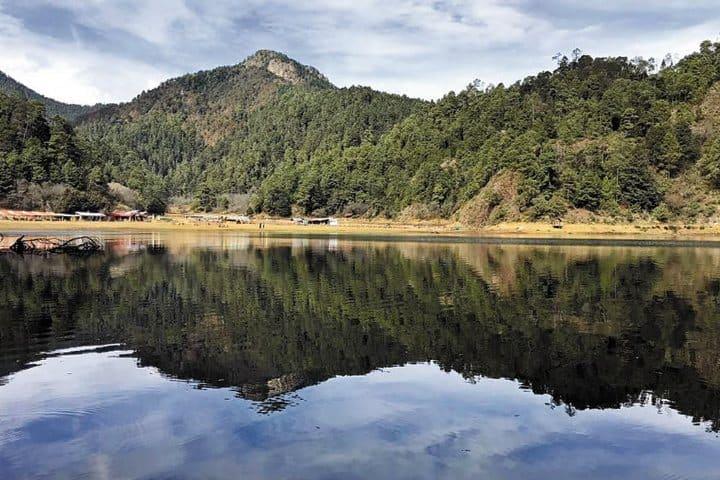 Así son las Lagunas de Zempoala ¡Todo un paraíso! Foto: Diario de Morelos