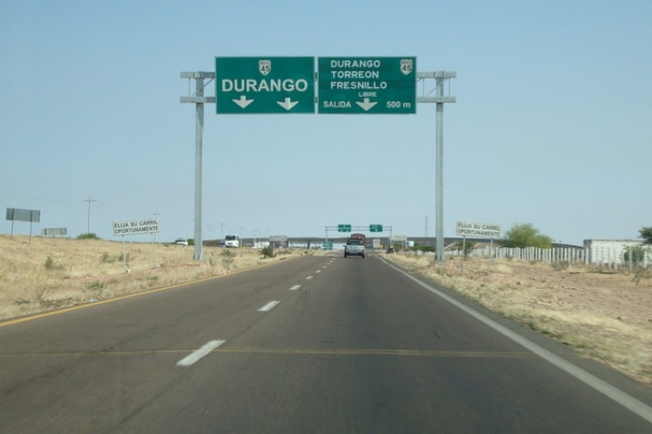 ¿Ya sabes cómo llegar a Durango? Foto Durangopress