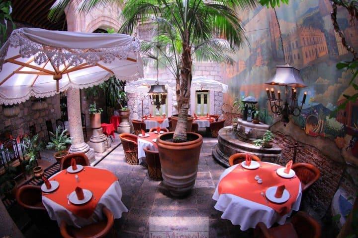 ¿Ya sabes dónde comer en Morelia? Este lugar es una gran opción Foto Los Mirasoles