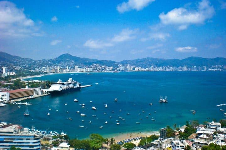 Acapulco es uno de los destinos preferidos de los turistas Foto JCastM