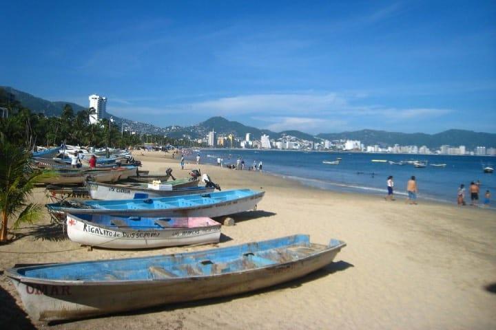 Acapulco ha sido inspiración para canciones de algunos artistas Foto Yosuke