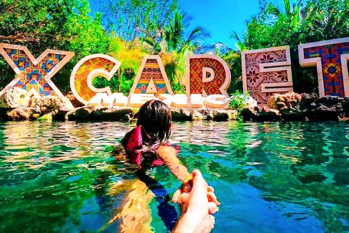 Actividades Xcaret. Foto: Sitio Cancún