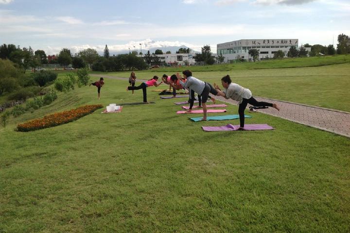 Disfruta de las actividades al aire libre Foto: Facebook