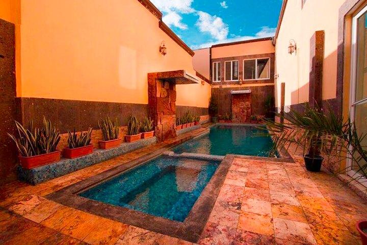 Alberca Foto Hotel Rincón Real Suites Fb.