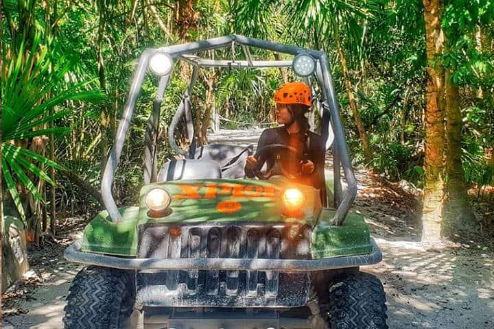 Domina esos vehículos en circuitos llenos de adrenalina Foto: Xplor
