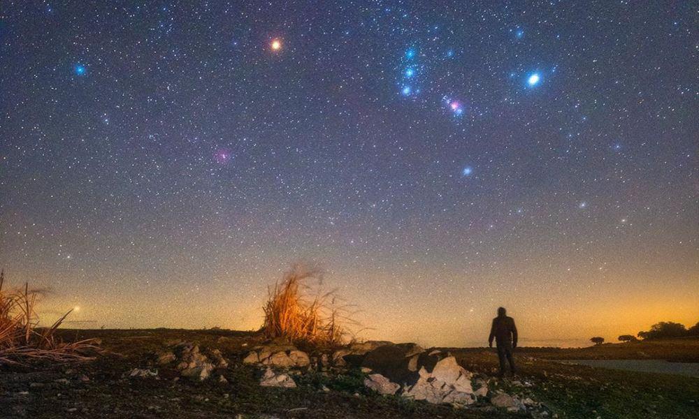 Astroturismo en Alqueva. Foto: Dark Sky Alqueva.