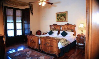 Dónde hospedarse en Morelia Foto: Las habitaciones del hotel son sinónimo de elegancia Foto Hotel Virrey de Mendoza