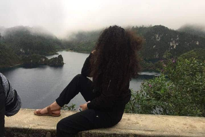 Las vistas son espectaculares, las sensaciones son únicas, las experiencias... ¡Inolvidables! Foto: Alondra Chaparro