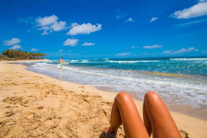 Cabarete es un lugar en donde podrás disfrutar del rico café de República Dominicana y el sol en la playa Foto: Archivo