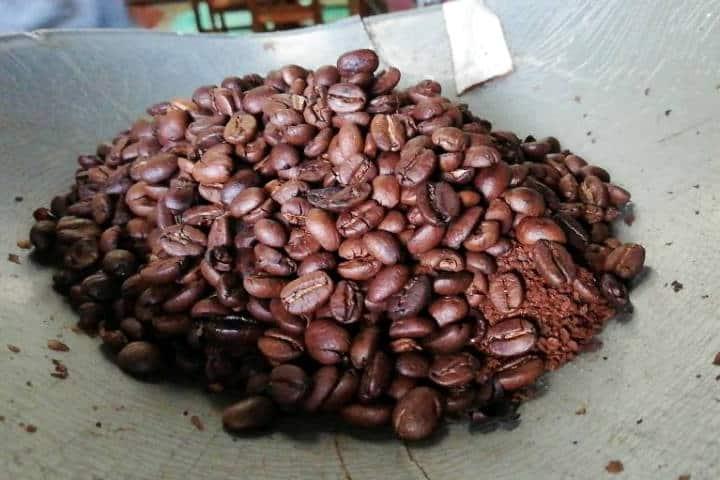 Café de México, de los mejores del mundo - Foto Luis Juárez J.