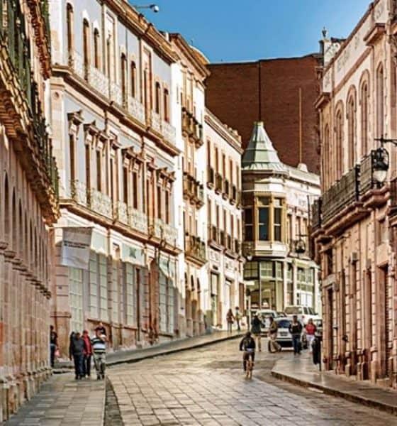 Calle de Zacatecas. Foto: meetingsalliance.com
