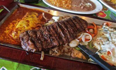Carne a la tampiqueña Foto Amo la cocina