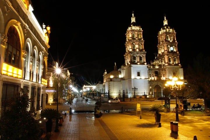 ¿Qué hacer en Durango? Conoce la Catedral Foto: Turismo Durango