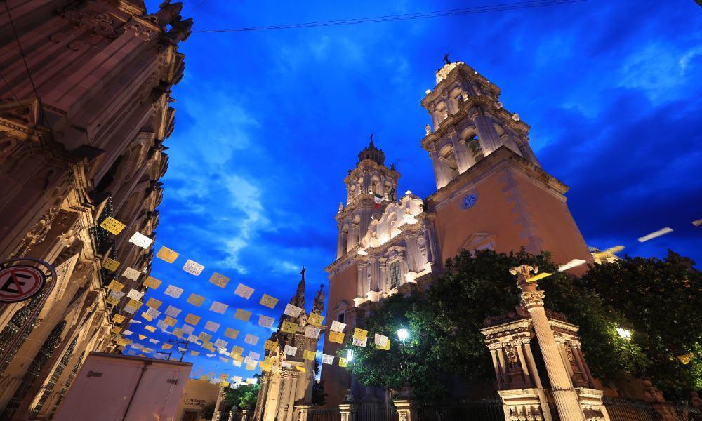 Centro Histórico de Jerez, Pueblo Mágico de Zacatecas