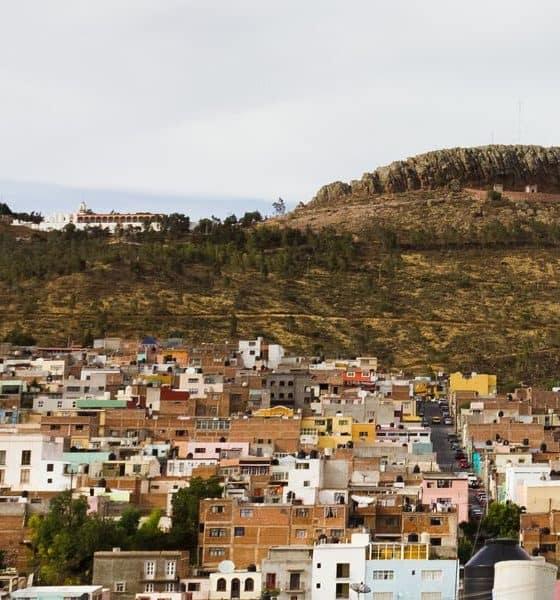 Cerro de la Bufa. Foto: Flickr