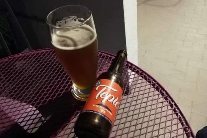 Cerveza Artesanal de Nayarit - Foto Luis Juárez J