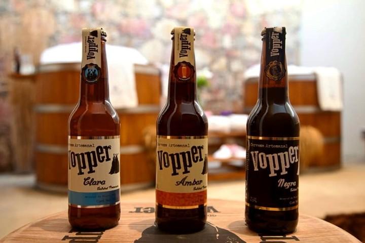 Cerveza Vopper Foto HBCD Fb.
