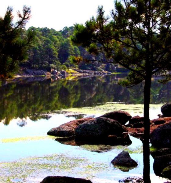 Lago de Arerako