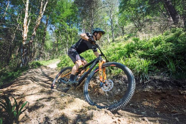 Sería maravilloso estar en la ruta de ciclismo y disfrutar del aire fresco. Foto: Diario As.