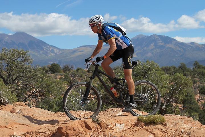 Ruta de ciclismo en SLP Foto: CNN en Español.