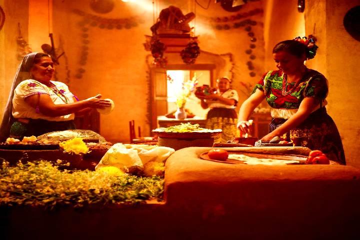 Cocina Tradicional Michoacán. Foto: Mi Michoacán Méxcio
