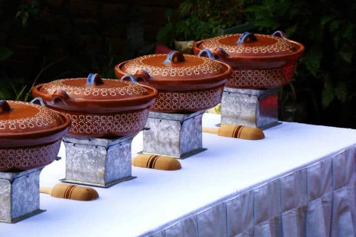 Cocina de México - Foto Taquizas Frida