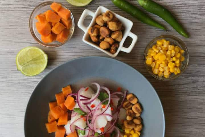 Cocina peruana - Foto Miss Pimienta