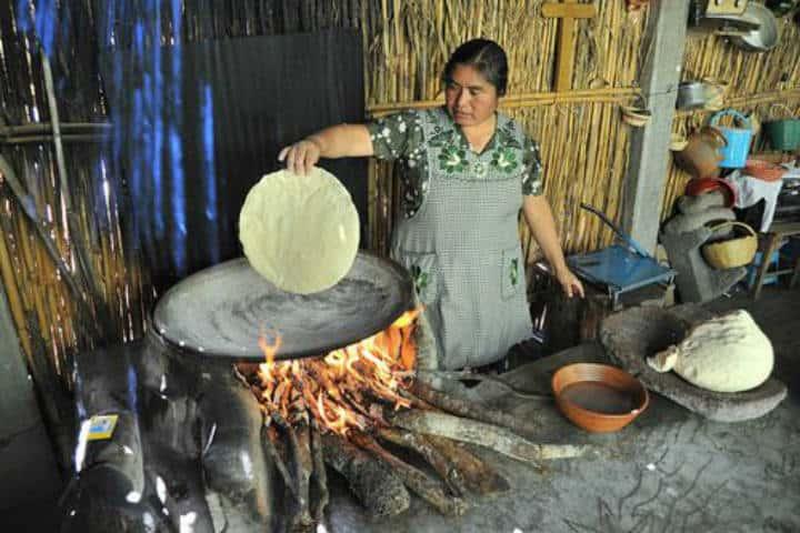 Cocina tradicional mexicana - Foto Tetozcananalo