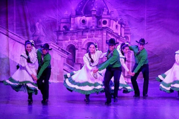 Disfruta de las fiestas y ferias de Durango Foto La Voz de Durango