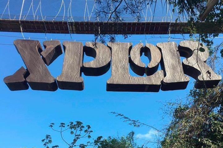 El llegar a Xplor es significado de aventura Foto Charlie Seville