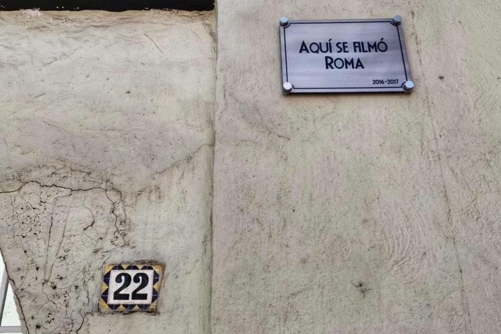 En esta casa se grabó Roma en Ciudad de México Foto: La Casa del Pavo | Facebook