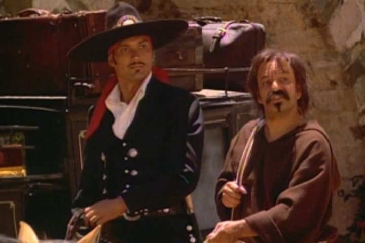 "Escena de ""The Cisco Kid"". Foto: TV Guide"