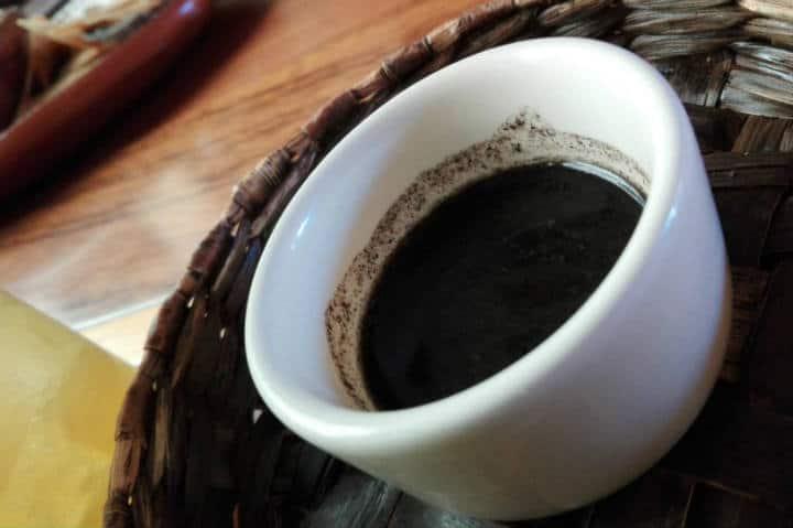 Esencia de México en su café - Foto Luis Juárez J.