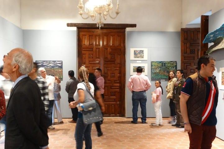 Exposición Temporal Foto: Museo Regional Michoacano