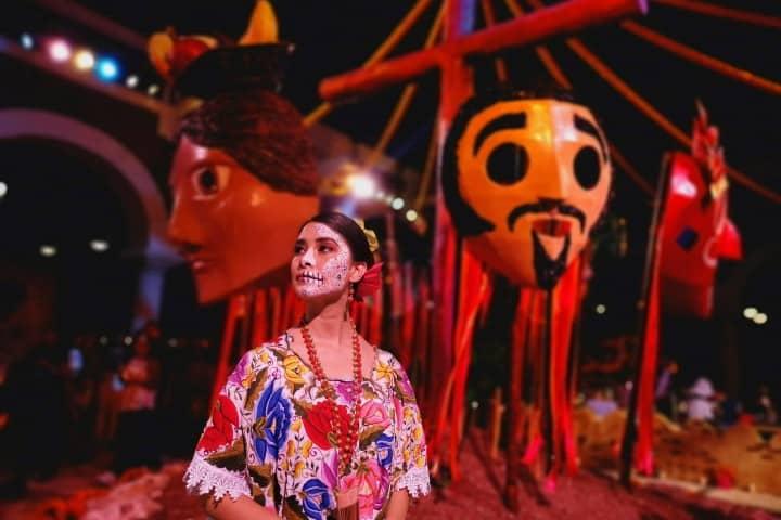 Disfruta de las fiestas y ferias en Xcaret Foto: Xcaret