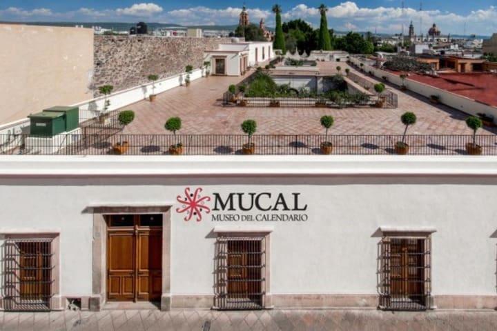 Fachada del MUCAL. Foto: MUCAL.