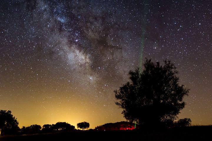 La fantástica reserva en Alqueva. Foto: Tiago Riveiro.